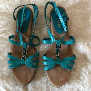 Aerosoles Women's Sandals Sz 10